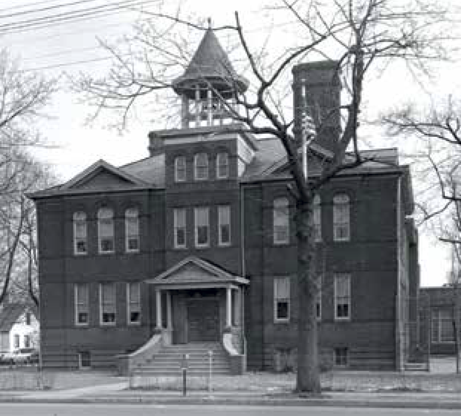 The Floral Park School, later renamed The John Lewis Childs School in Floral Park NYPost #334 of the American Legion was organized by U. S. military veterans on August 13, 1919. Legion meetings in the early years were held in the Childs Hall on Tulip Avenue, later moving to the Round House at Floral Parkway and Carnation Avenue.