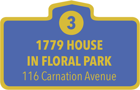 Floral Park New York Historical Marker #3 The 1779 House